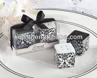 Damask Ceramic Wedding decorations