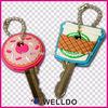 guangzhou custom rubber key cover