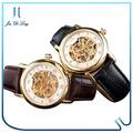 saatler marka otomatik mekanik erkek izle iş rahat fransız maden suyu markaları skeleton watch
