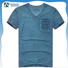 clothing manufacturers wash design wholesale men blank t shirt