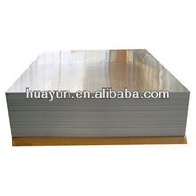 Guanyun factory price&high reflectivity polished aluminum sheet for lighting