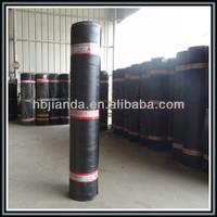 Construction waterproofing bitumen roll SBS/APP polyester/fiberglass reinforced 2mm 3mm 4mm