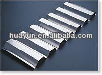 HOT Corrugated roofing sheet/zinc aluminum roofing sheet/metal roof