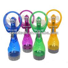 shenzhen manufacturer produce outdoor handheld water spray mist fan