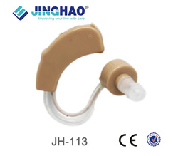 External deaf analog bte cyber sonic hearing aid