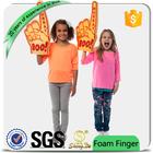 custom foam finger wholesale/giant foam hand/cheer foam hand