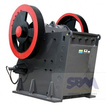 SBM PEW jaw crusher maintenance schedule with high capacity and low price