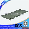 Aço galvanizado/cor telhado de aço galvanizado/aço galvanizado ondulado folha de telha