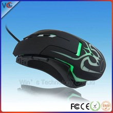 high performance wired 6 button usb gaming mouse