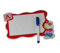 Kids writing boards Fridge Magnet Magnetic Writing Board