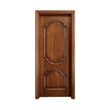 ใหม่การออกแบบตกแต่งภายในประตูไม้ที่เป็นของแข็งsc-w136