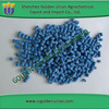 Blue and Red Bait for Agrochemical Molluscicide Metaldehyde