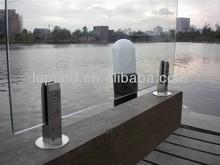 pool glass fencing spigot