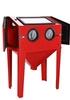 2014 new design sandblasting cabinet