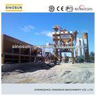 Road constrcution machinery, asphalt plant