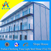 Double storeies slope roof modular house(CHYT-S3016)