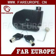Disc brake lock aluminium alloy Waterproof siren alarm lock