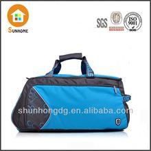 Commercial waterproof duffel bag for motorcycle