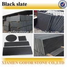 Black roof slate, roofing slate, slate roof tiles