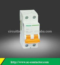 DZ47-63 C45 Household mini Circuit Breaker air switch