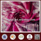 burnout silk velvet fabric