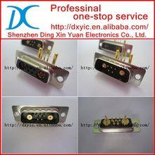 09692115072 D-sub Connector DSUB MA 7W2 SHELL W/SOLDER CUP