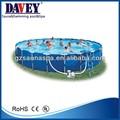 2014 de alta calidad por encima del suelo de plástico de la piscina de natación