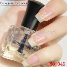 12ml Ecological armor nail care cuticle oil nail polish base coat
