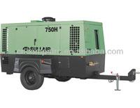 Sullair high pressure diesel portable Air Compressor for mining/sullair portable air compressor
