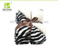 Super Soft Sherpa Blanket Made In China