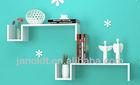 fashinal creative wooden shelf