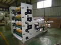 alta qualidade 5 cor impressão flexográfica rótulo pressador máquinasdeimpressão
