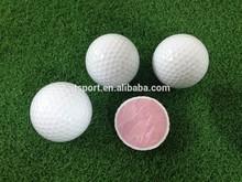 High quanlity 2- Piece Golf Driving Range Ball