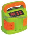 Small portable car battery charger 12V 24V
