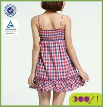 Wild Hot Sexy Lady sleeveless high quality kaftan dress