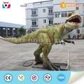 tamaño natural artificial de los modelos de los dinosaurios