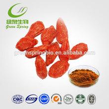 BarbaryWolfberry polysaccharides goji Extract dried goji berry goji berry extract