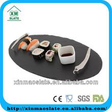 customized slate serving sushi tray MTP-4025OD2A