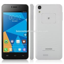 Original DOOGEE DG800 Android 4.4.2 MTK6582 Quad Core 4.5 Inch 1.3GHz RAM 1GB ROM 8GB doogee valencia dg800 mobile phone