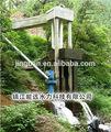 3kw Spiralgehäuse Kleinwasserkraft turbinen-generator, mini wasserkraft generator, wasserkraft