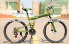 """26"""" peerless 21 speed steel cube hummer mountain bicycle"""