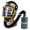 safety silicone respirator smoke mask protection