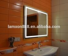 Hotel project bathroom LED light makeup set mirror
