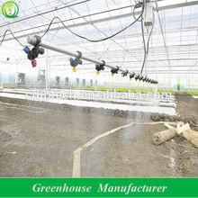 greenhouse portable sprinkler system