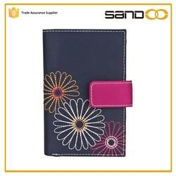 2015 brand design lady women female cheap promotion magic smart wallet