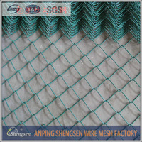 Power Coated Woven Wire Fence(factory Price)