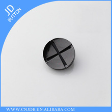 Jinda accessories 2014 new design clothing buttons for ladies' overcoat