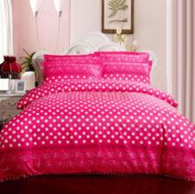 100% polyester bedding set -comforter
