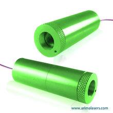 520nm 15mW 3V D20mm Green Laser Diode Module, Adjustable Focus Green Laser Module for Green Laser Pointer, Lighting