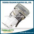 Colshine VDE-geprüft e14 15w zu 25w porzellan backofen lampenfassungen